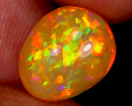3.92cts Natural Ethiopian Welo Opal / UX2395