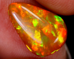 1.87cts Natural Ethiopian Welo Opal / UX2474