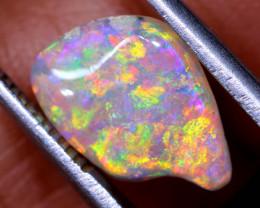 N6-1.5-   cts Dark Opal Stone L. Ridge  TBO-A4413   Trueblueopals