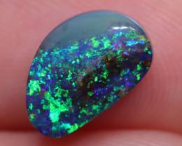 1.86 carats Boulder Opal Cut Stone ANO-4028
