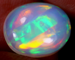 2.67cts Natural Ethiopian Welo Opal / UX2555
