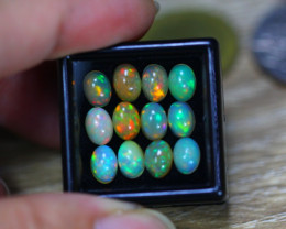 6.93cts Natural Ethiopian Welo Opal T198