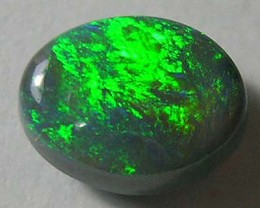 LIGHTNING RIDGE BLACK OPAL  1.11ct (NB148)