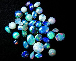 PARCEL BRIGHT  CUT FIRE OPALS   MY293