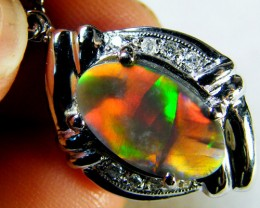 INCREDIBLE  OPAL COLLECTOR S PENDANT   MY296