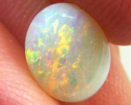 BEAUTIFUL FIRE OPAL 1.25 CTS QO 2735