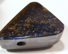 YOWAHOPALS*17.35ct Boulder Opal - DRILLED for  PENDANT