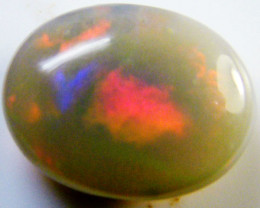 VIDEO RED FLASH  JELLY OPAL 1.65 CTS  R 1816