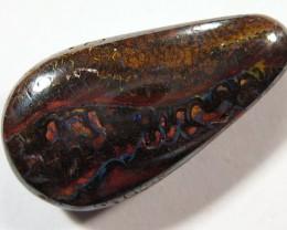 YOWAHOPALS*25.15ct Boulder Matrix Opal - DRILLED OPAL