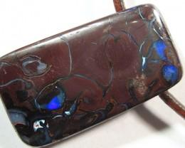 YOWAHOPALS*69.50ct Koroit Matrix Opal - DRILLED OPAL