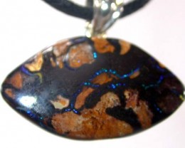 KOROIT PENDANT / SILVER BAIL- WELL POLISHED 18CTS [BMP940]