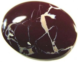 UNUSUAL MEXICAN OPAL WITH RED AGATE [MS143]