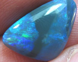 4.60 CTS BEAUTIFUL BLUE GREEN COMBINATION FIRE CABOCHON HW708