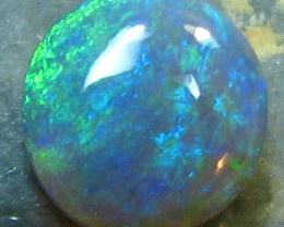 FIREY CRYSTAL PERFECT ROUND CUT CABOCHON STONE