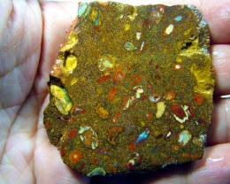250 CTS   MASSIVE OPAL  SLAB FROM YOWAH  [BMA1333]