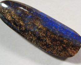 YOWAHOPALS*10.20ct Matrix Opal - PENDANT -Drilled-
