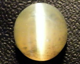ROLLING NIGHT EYES CATS EYE TANZANIA OPAL  1.70  CTS  SG504