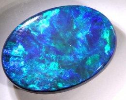 N4 BLACK OPAL POLISHED STONE  6.56CTS TBO-3165