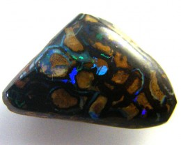 FREE SHIPPING NR  KOROIT OPAL STRONG PATTERN    4.CTS  OM1167