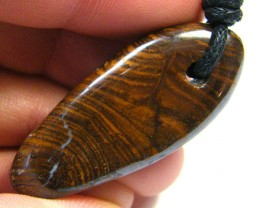 NATURAL PENDANT SOURCED KOROIT    OM 1494