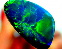 2.90 CTS QUALITY AAAAA ELECTRIC COLOURS DOUBLET NC-6
