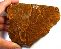 SLAB ROUGH  PATTERN KOROIT OPAL  401 GRAMS  OM 1934