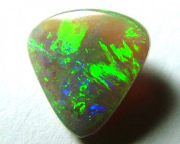 SOLID OPAL L RIDGE CHINESE WRITING  1.60 CTS  NC-98