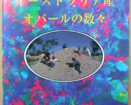 JAPANESE  LANGUAGE OPAL BOOK BY LEN CRAM
