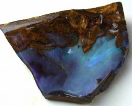 BOULDER ROUGH OPAL 47CT GR 467