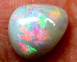 FREE SHIPPING UNIQUE SHELL OPAL 2.20 CARATS FO94