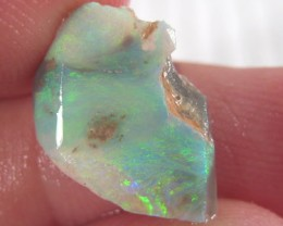 # 4.05 CTS BLACK OPAL RUB NICE MULTI COLOUR FIRE