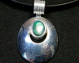 DOUBLET OPAL INLAY PENDANT 1 CT  MY 773