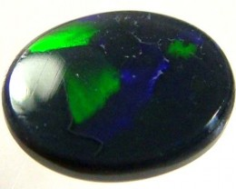 BLACK OPAL CUT STONE L.RIDGE 1.25 CTS SFJ 64