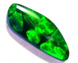 BLACK OPAL L RIDGE AAA GEM GRADE 3.95 CTS  AS-843 RRP3600