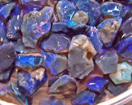 BLACK OPAL ROUGH PARCEL   110  CTS *DTO* DT-275