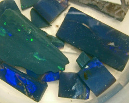BLACK OPAL ROUGH  250 CTS *DTO* DT-278