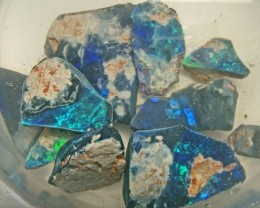 BLACK OPAL ROUGH  275 CTS *DTO* DT-280