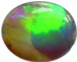 Unique Solid Opal from Lightning Ridge [ OR 8  ]  1.00 cts