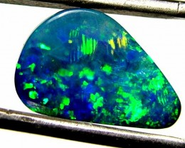 AAA QUALITY GEM GRADE DOUBLET OPAL 3.75 CTS  OZ-335 (TBO-NO)