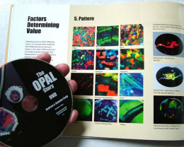 INFORMATIVE OPAL BOOK WITH FREE  CD