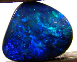 BLACK OPAL CUT STONE L.RIDGE 1.45 CTS SFJ 552