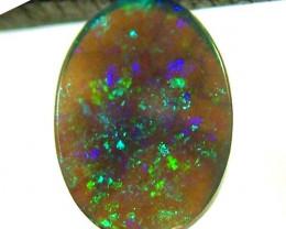 BLACK OPAL CUT STONE L.RIDGE 0.60 CTS SFJ 749