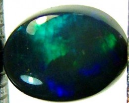BLACK OPAL CUT STONE L.RIDGE 0.80 CTS SFJ 770