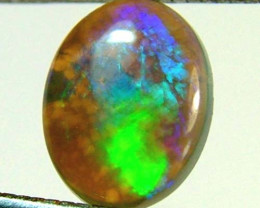 BLACK OPAL CUT STONE L.RIDGE 0.90 CTS SFJ 836