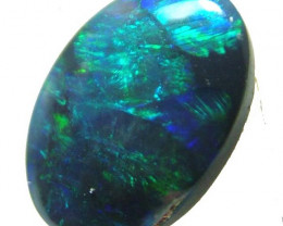 SOLID STONE FROM LIGHTNING RIDGE -N3- 1.58CTS  [ CD34 ]