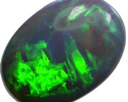 GEM GREEN SPEARS JUMP OFF THIS OPAL 2.40CTS (B1R8)