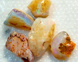 WHITE OPAL ROUGH (PARCEL) 10 CTS  SFJ 1233 (DTO-TBO)