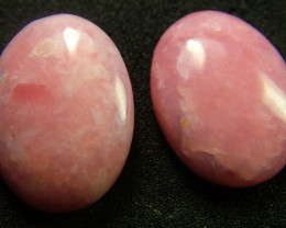 PINK OPAL -GRADE A - PAIR 15.90 CTS [VS1230 ]