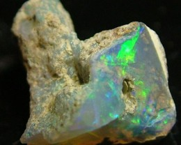 WELO  ROUGH OPAL-FIREY -ETHIOPIAN  7.0-CTS [VS1440 ]