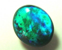 1CTS BLACK OPAL L RIDGE  BRIGHT GREEN FLASHING  NC-4649